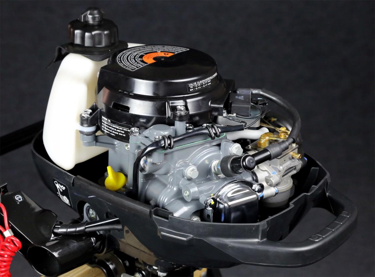 настройка и ремонт лодочных моторов