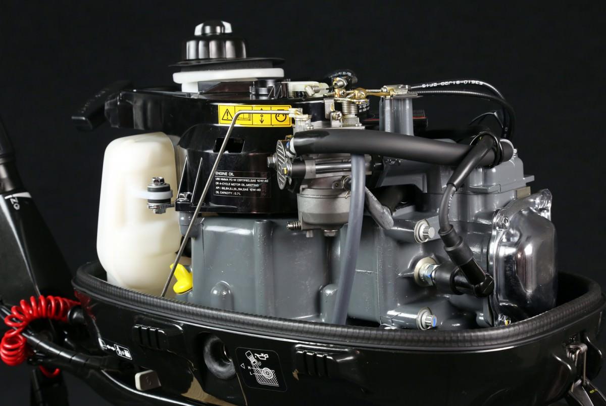 характеристики лодочного мотора сузуки 5